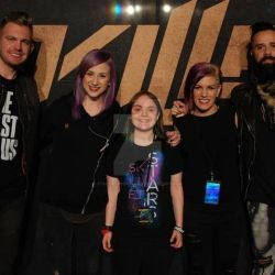 Meeting Skillet! by StayTilTheDaylight