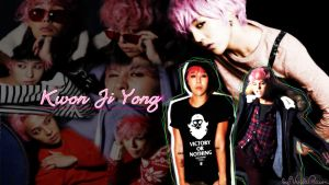 Kwon Ji Yong [Wallpaper #1] by verderawr