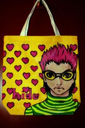 hide tote by KawaiiModeSmile