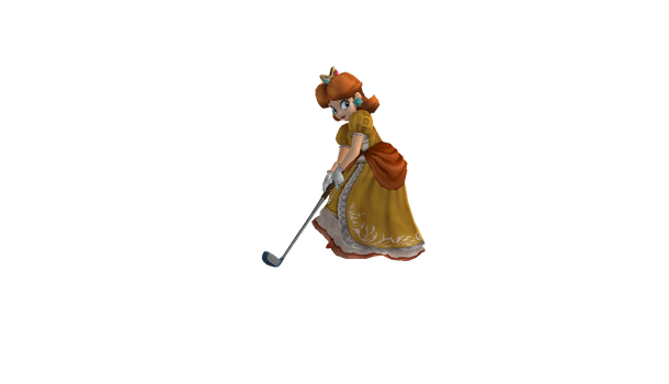 New SSBB Daisy Render 2 by CAHoltz