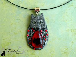 Pendant Call of the Blood by Tantalia