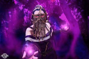 Acquiring more power - Liliana Vess cosplay by 20Tourniquet02