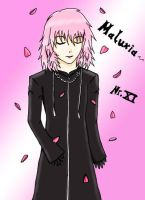 Marluxia by Cooking-Nana