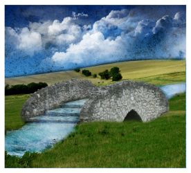 Bridge under Troubled Water by deadly-sinful
