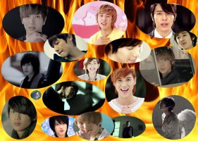 My Kpop Bias's 2012 Wallpaper by SungminHiroto