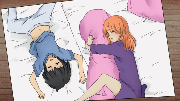 Little Hiro and Mori - You two were so cute! by xNanys