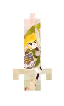 windwaker Link  #2 by coifishu