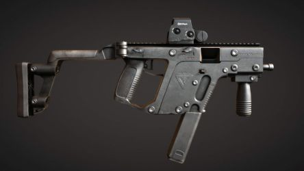 Kriss Vector .45 ACP Gen 1 by hiyougami