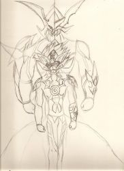 Vrains Oc: Transition of Time by NeonNeoz