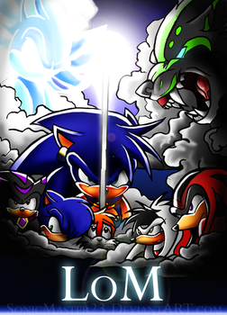 LoM Cover: We Will Fight by SonicMaster23