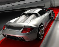 Carrera GT - last renders no.2 by Yakul