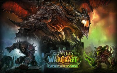 World of Warcraft Cataclysm by SkyCrawlers