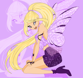 [WC RPC] Aerin's Magic Winx form by Mystie-FairyOfPoison