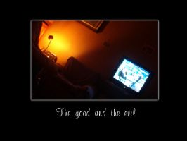 The good and the tv by velenux