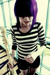 Gorillaz: Smirk by epic-phail-cosplay
