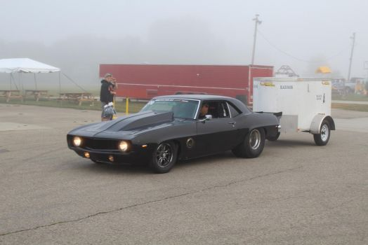 The Camaro Arrives by PhotoDrive