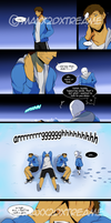 [Undertale] Detour pg 31 by Maxx2DXtreame