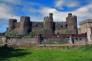 Union Of Conwy by CJSutcliffe