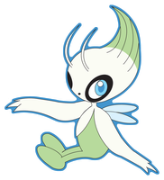 Celebi by BrittanysDesigns