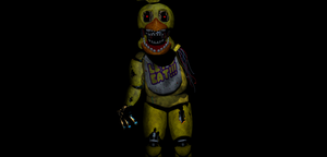 Body Swap Chica Bonnie FNAF2 Fanmade by FreddyFredbear
