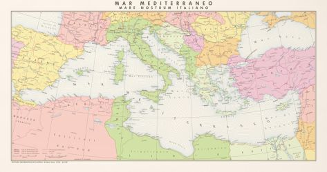Italian Empire after Axis victory in WW2 - part 2 by 1Blomma