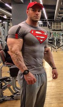 Almost Superman by builtbytallsteve