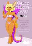 CLOSED FREE Angel Ambrivan Adopt by iLantiis