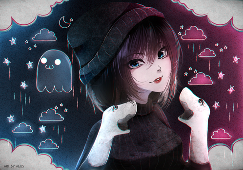Ghosts by Aeusthetic