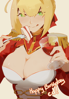 Nero Saber by 3four