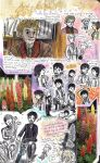 page - lupin and gentlemen by sweet-suzume