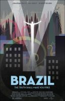 Movie Project Poster - Brazil by nedz
