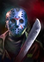 13 Nights 2009 Jason Voorhees by Grimbro