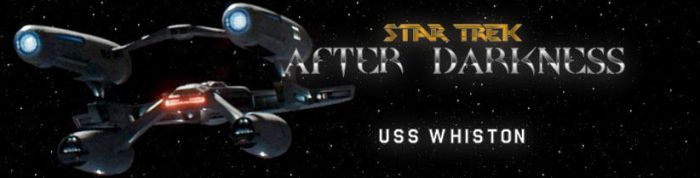 After Darkness Part 1 - USS Whiston by TemplarSora