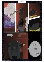 Of Beasts and Men - Prologue - Page 7 by RearmedDreamer