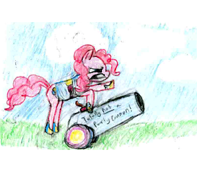 Pinkie Pie by TheMagicalFish