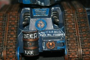 Leman Russ Squat 1 - back 2 by ElKustomizator