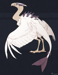 Vulture Lugia by Susiron
