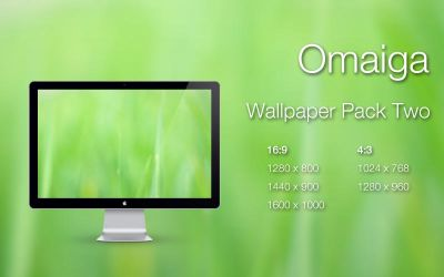 Omaiga Wallpaper Pack II by kepeifeng