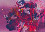 Gothic Graphic by oOMaki997Oo