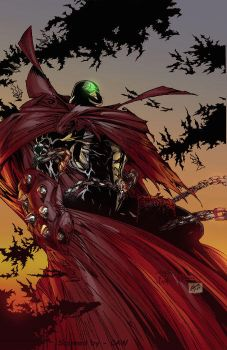 Spawn cover - 87 by sludger