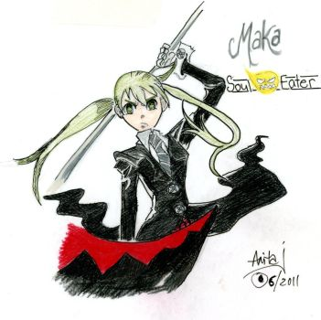 Maka, The Miester by EsBest