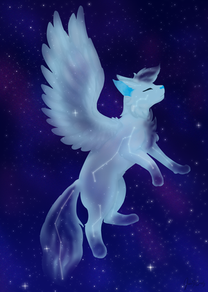 TRADE: Reach for the Stars by ChocolateQuill