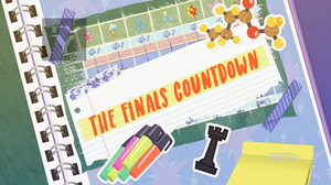 MLP EQG   The Finals Countdown  part Name by Wakko2010