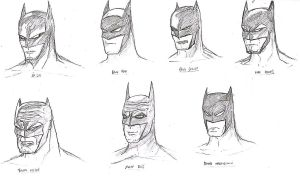Different Batman Style by Soyelmejor999