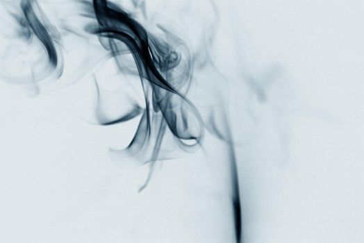 Smoke Abstraction: 23 by Light-Photography