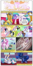 5 Things You Didn't Know About: Princess Celestia by Rated-R-PonyStar