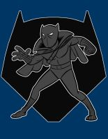 black panther 1 by AlanSchell