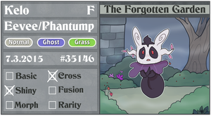 PKMNation | Kelo by FabledFauna