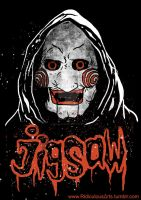 mr jigsaw by RidiculousArts