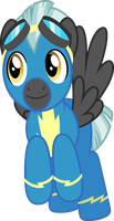 Vector #774 - Thunderlane #2 by DashieSparkle